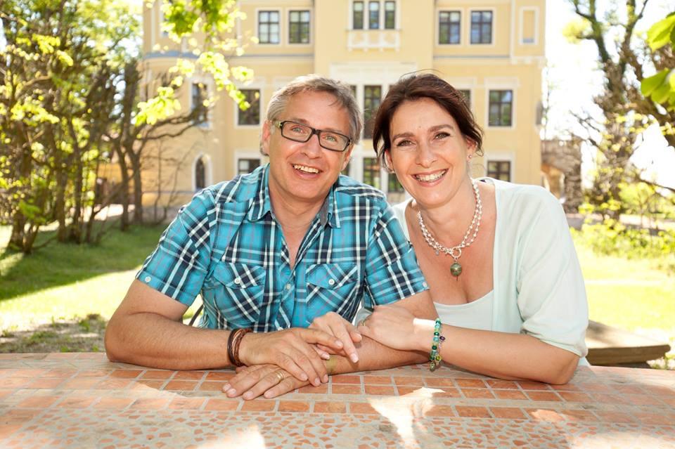 Stefan und Petra Bauscher