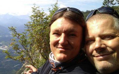 Marlene Kinateder und Arndt-Timo Niggemeyer